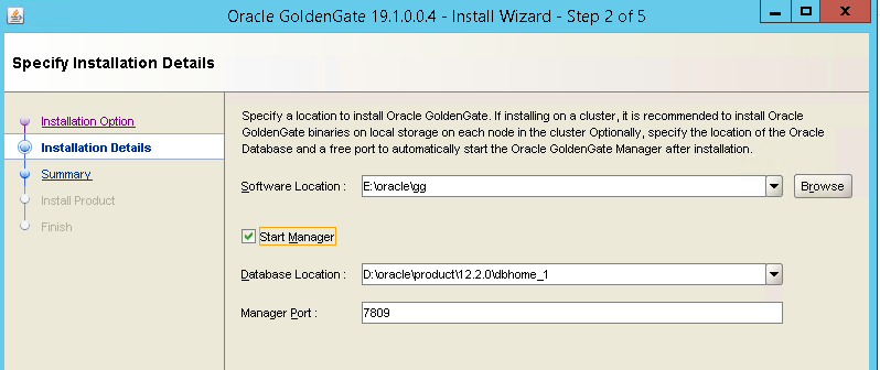 Machine generated alternative text: Specify